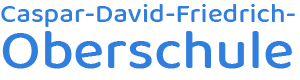 Caspar David Friedrich | Bildungslandschaft Berlin Logo
